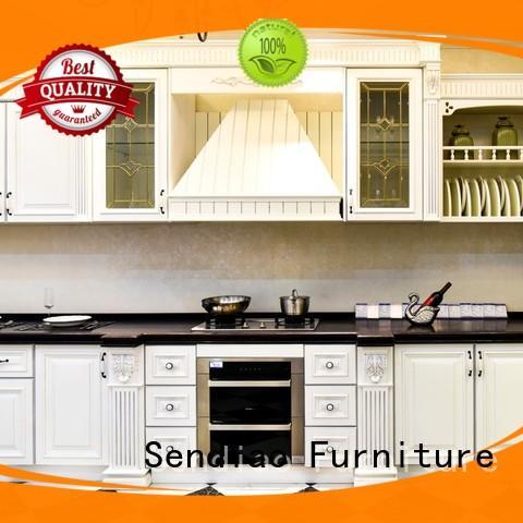 cabinets modular bespoke kitchen cupboards Sendiao Furniture Brand