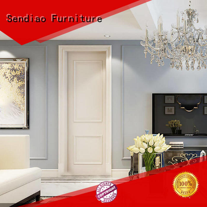 Sendiao Furniture Wholesale interior wood doors Suppliers three-star hotel