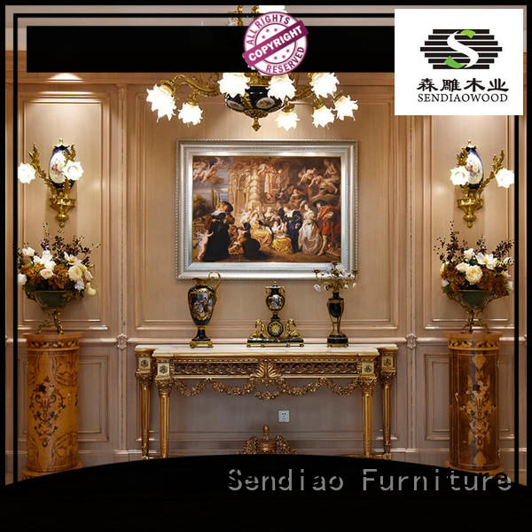 The latest generation wall panelling low price A living room