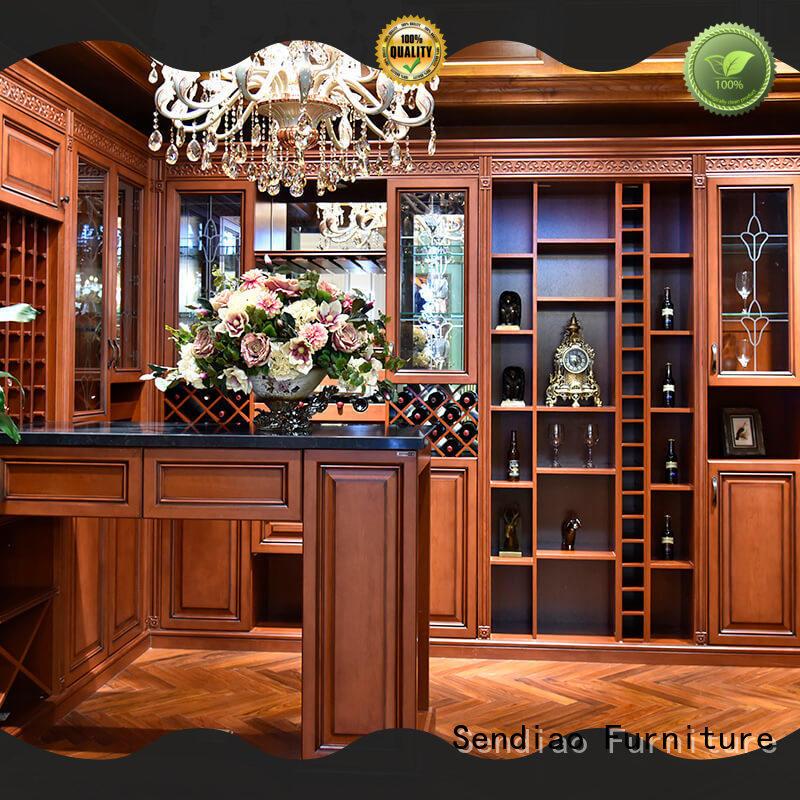 Sendiao Furniture sdwi03 bespoke wine cabinet company bedroom