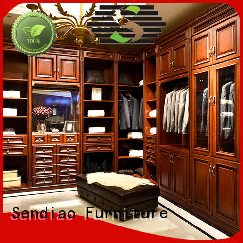 Sendiao Furniture New bespoke wardrobe Suppliers bedroom