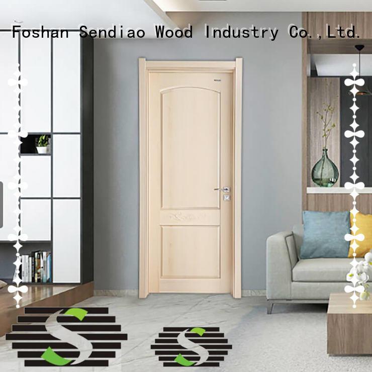 Sendiao Furniture room solid wood interior doors suppliers study
