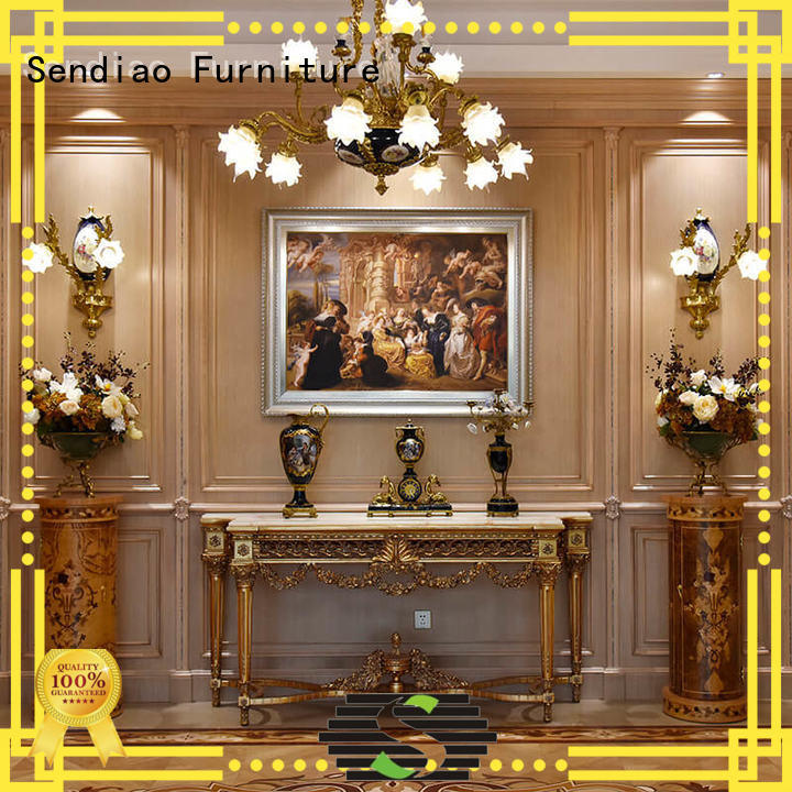 Sendiao Furniture Custom decorative wall molding panels company chateau