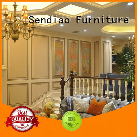 stairs wooden staircase sds02 Bedroom Sendiao Furniture