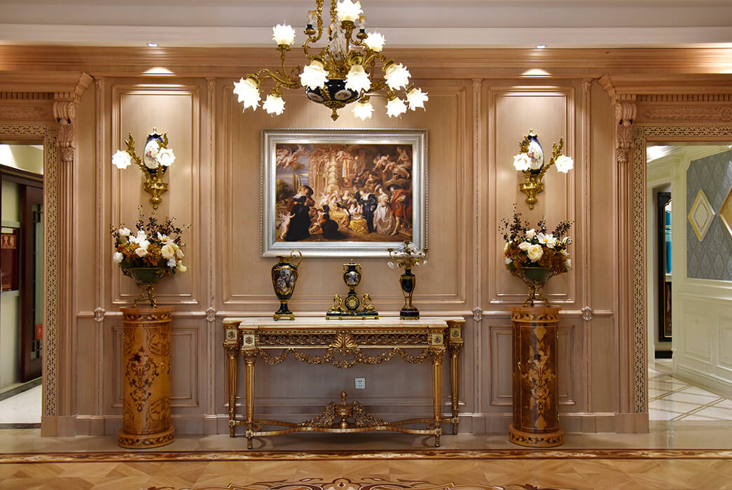 Sendiao Furniture Top decorative wood molding for walls company study-2