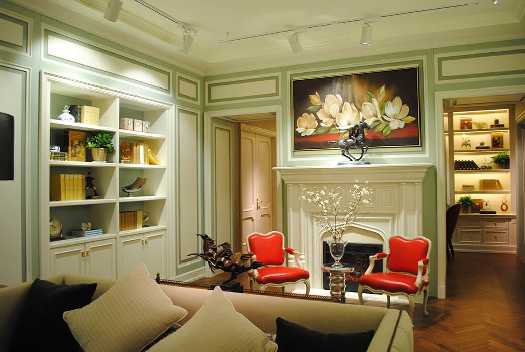 Sendiao Furniture Wholesale bespoke panelling company three-star hotel-2