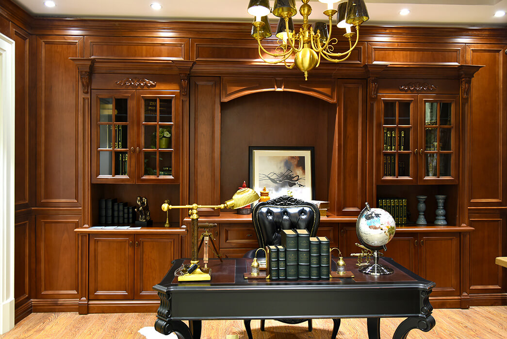 Sendiao Furniture New bespoke bookcases Suppliers a living room-3
