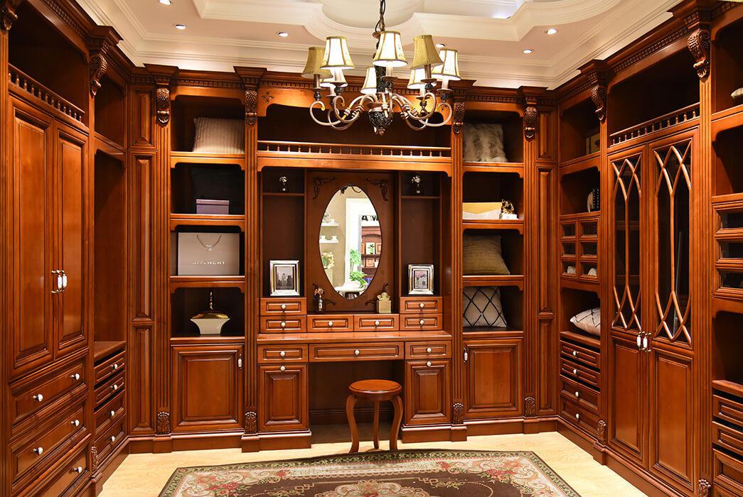 Sendiao Furniture bedroom solid wood wardrobes company exhibition hall-2