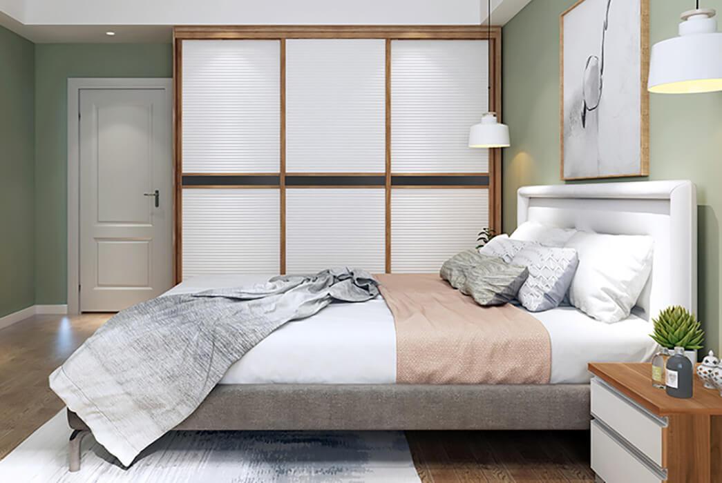 Sendiao Furniture syle bespoke wardrobe for business exhibition hall-3