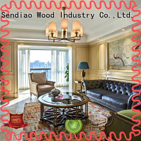 Quality Sendiao Furniture Brand design furniture bespoke wall panelling
