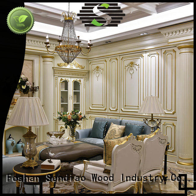Sendiao Furniture wood wood panelling for walls interior company chateau