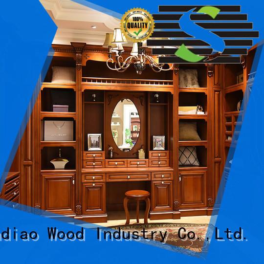 Sendiao Furniture The latest generation bespoke wardrobe for business three-star hotel