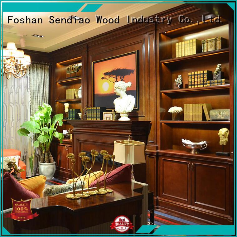 Sendiao Furniture High-quality decorative cabinet Supply three-star hotel