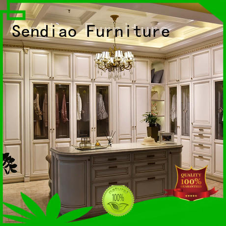 wooden wardrobe joinery Chateau Sendiao Furniture