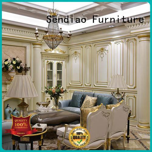 Sendiao Furniture wall decorative wall molding panels company study