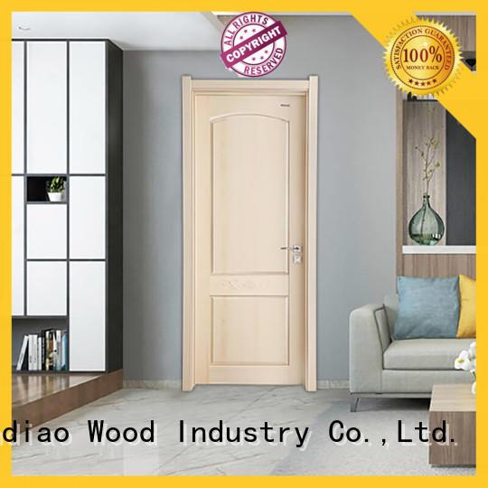 Promotion bespoke internal doors wooden factory chateau