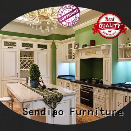 Sendiao Furniture low price custom kitchen cabinet manufacturers low price Study