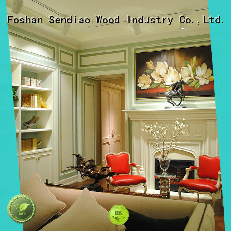 Custom wood panelling for walls interior panel Suppliers study