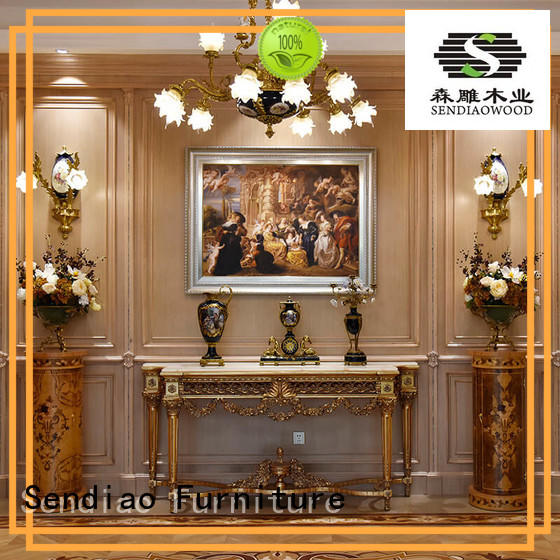 Sendiao Furniture New products wood wall molding panels New products Bedroom