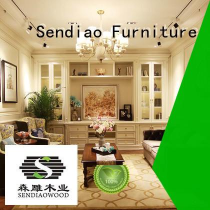 decorative wooden cabinet complete Chateau Sendiao Furniture
