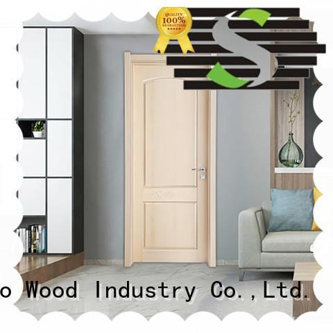 The latest generation custom interior doors New products Bedroom