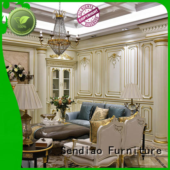 Sendiao Furniture decorative wood panelling for walls interior Suppliers four-star hotel