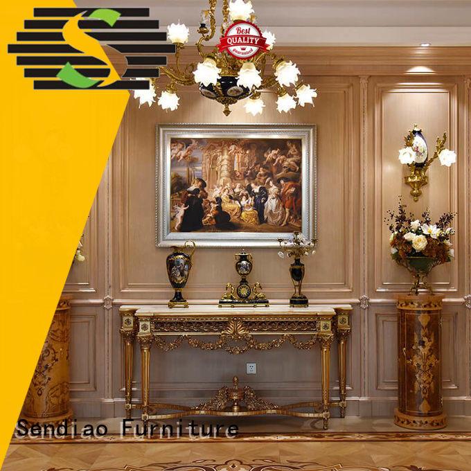 Sendiao Furniture wall bespoke panelling company fivestar hotel