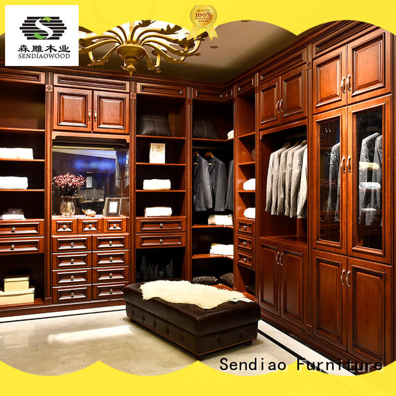 wooden cabinet bespoke fitted wardrobes wardrobe Sendiao Furniture Brand company