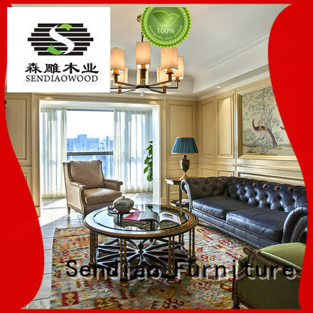 design club fixing quartz Sendiao Furniture Brand bespoke wall panelling supplier