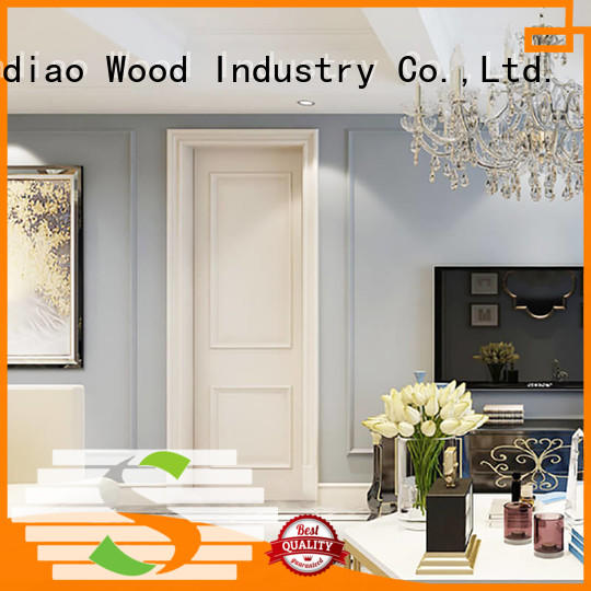 Sendiao Furniture New interior wood doors Suppliers a living room