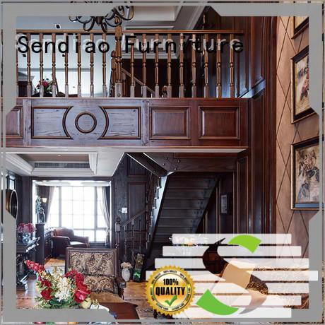 Top wooden spiral staircase spiral Suppliers exhibition hall