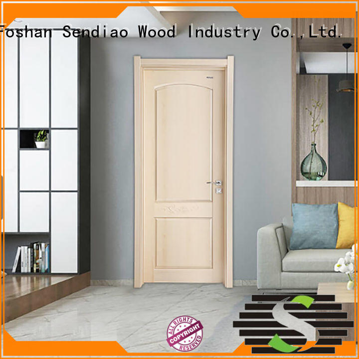 Sendiao Furniture design bespoke internal doors New products Chateau