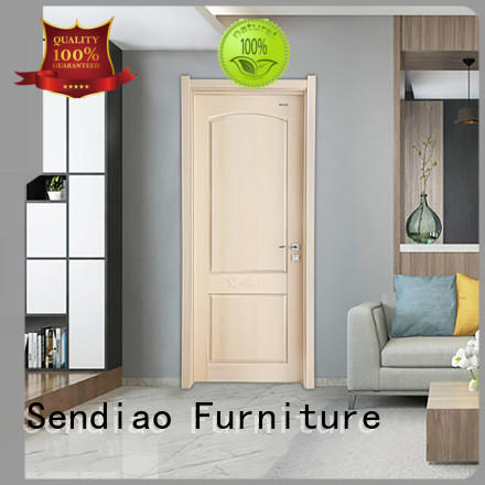 Sendiao Furniture low price bespoke internal doors classical Exhibition hall