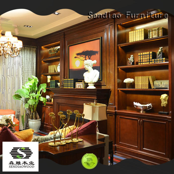 Sendiao Furniture sdc03 decorative cabinets for living room The latest generation Exhibition hall