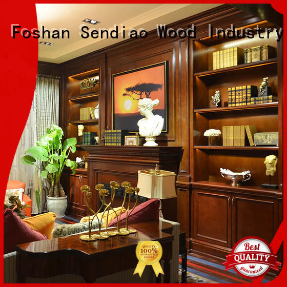 The latest generation decorative cabinets for living room low price Study