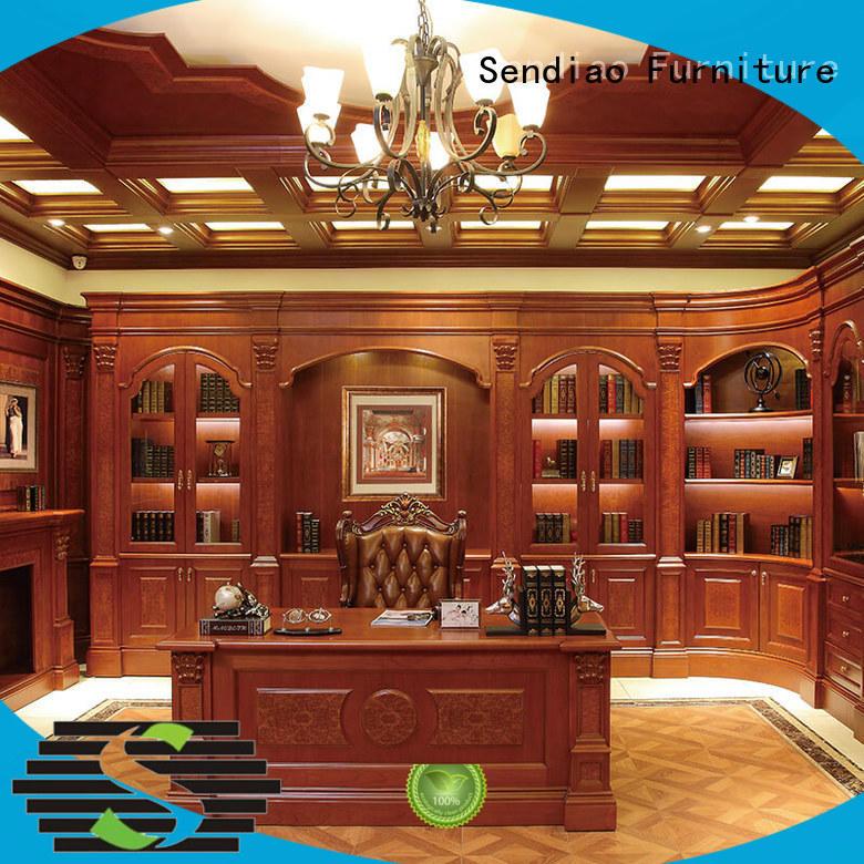 The latest generation bookshelf cabinet Promotion Chateau Sendiao Furniture