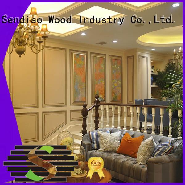 modular modern wooden staircase designs wood Bedroom Sendiao Furniture