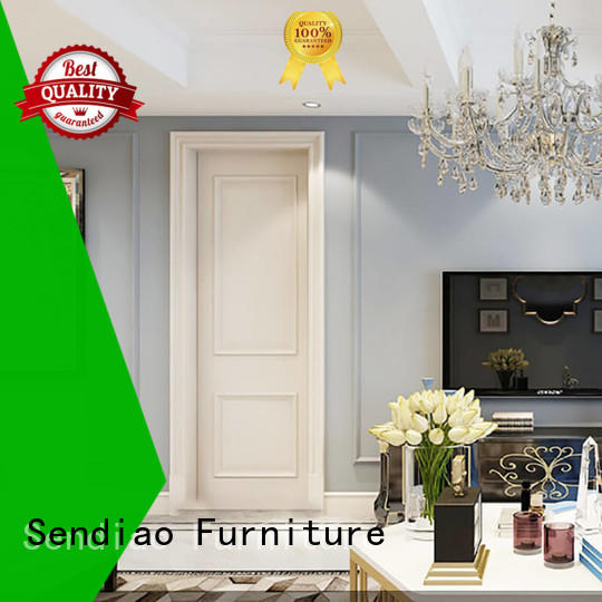 Simplicity solid wood interior doors Promotion Study