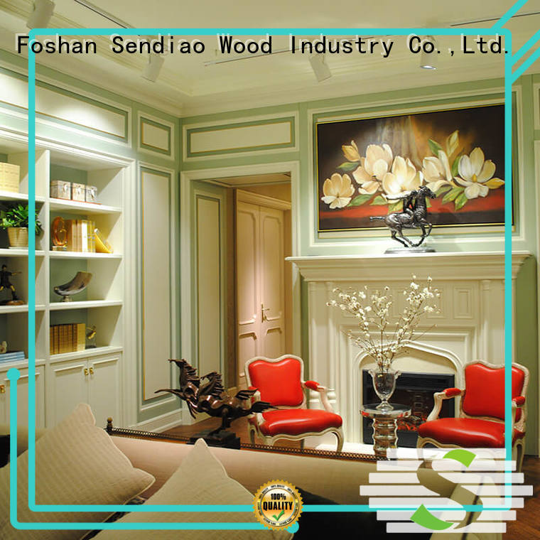 Best wall panelling panel company three-star hotel