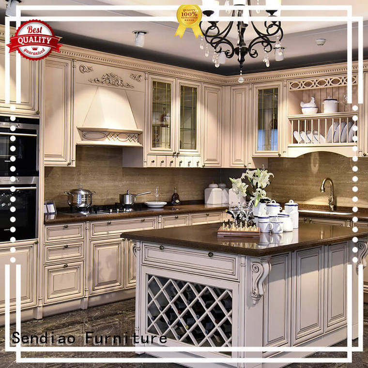 cabinets lacquer Sendiao Furniture Brand bespoke kitchen cupboards