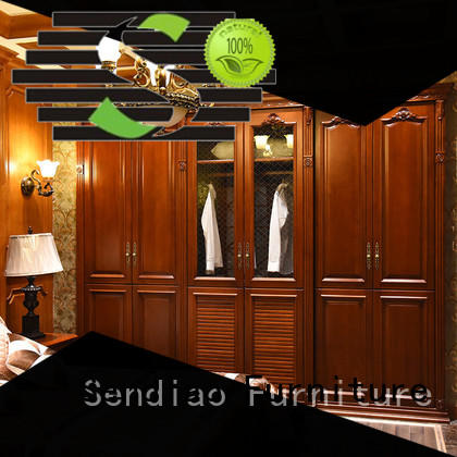 quartz bespoke fitted wardrobes furniture Sendiao Furniture company