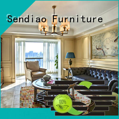 decorative wood molding for walls panel Fivestar Hotel Sendiao Furniture
