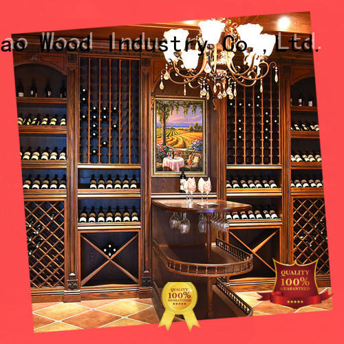 Promotion wine cabinet furniture The latest generation Three-star Hotel