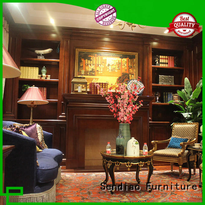 Quality Sendiao Furniture Brand small decorative cabinet luxury full