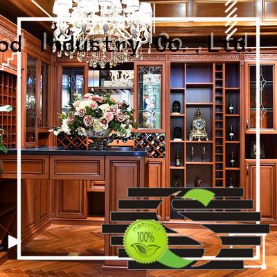Sendiao Furniture cabinet wooden wine cabinets furniture elegance Study