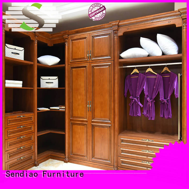 Wholesale bespoke wardrobe cabinet for business study