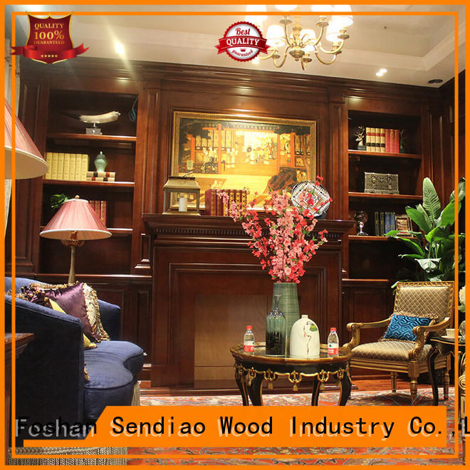 Sendiao Furniture New decorative wall cabinet for business fivestar hotel