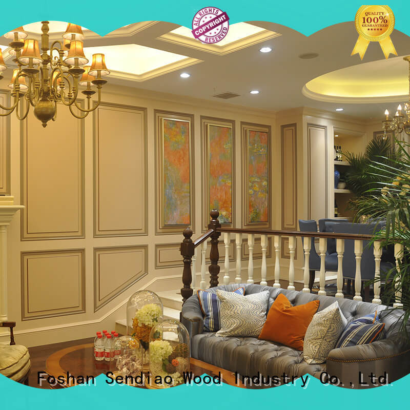 Sendiao Furniture Custom wooden staircases for business study