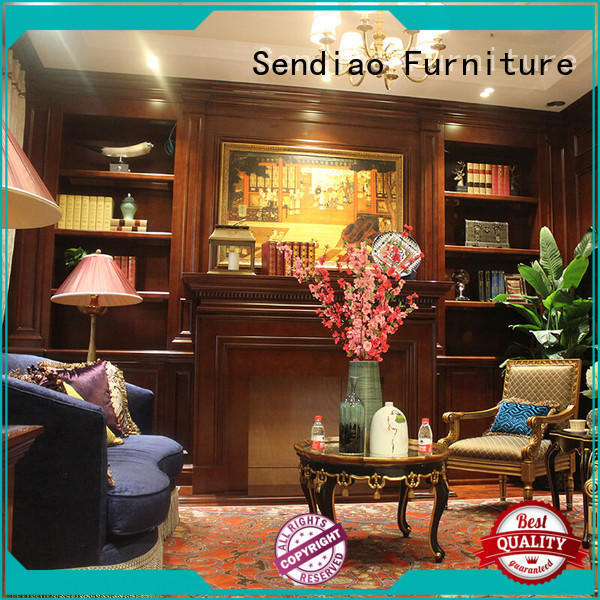Sendiao Furniture complete decorative storage cabinets low price Chateau