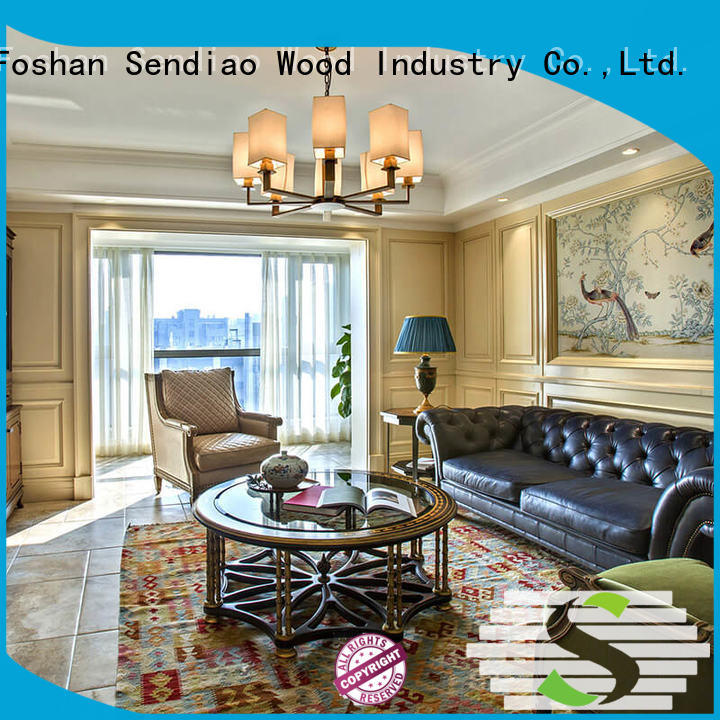Sendiao Furniture low price wall panelling for business exhibition hall